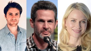 Simon Kinberg, David Weil e Naomi Watts