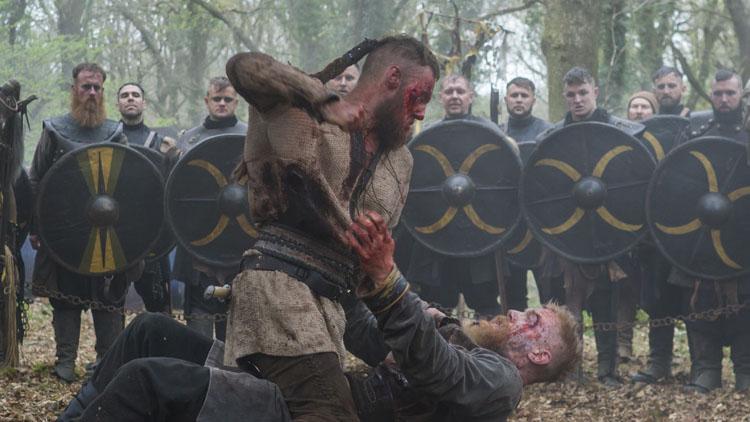 Vikings - Hubbe