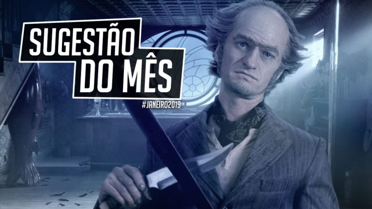sugestao do mes a series of unfortunate events