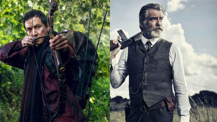 AMC anuncia o final das séries Into the Badlands e The Son
