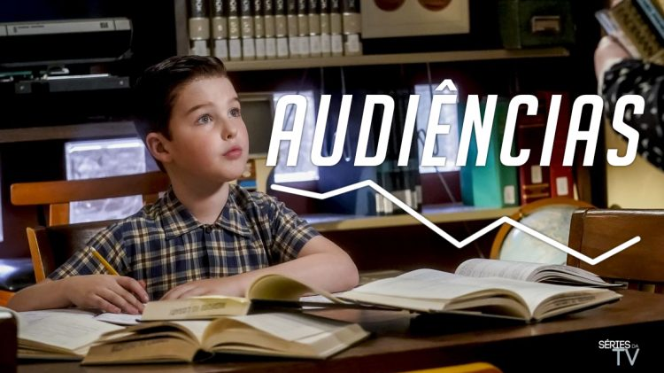 Audiências Young Sheldon 2x15
