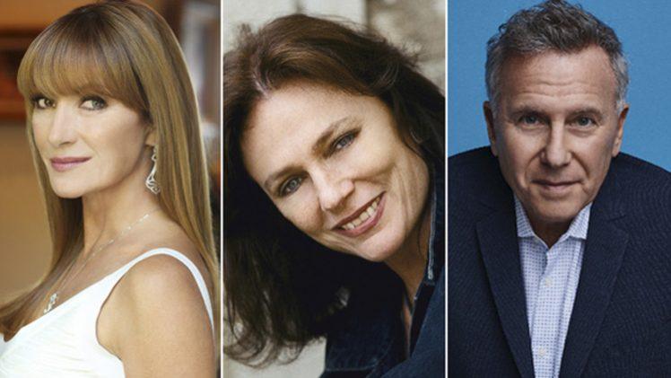 Jane Seymour, Jacqueline Bisset e Paul Reiser