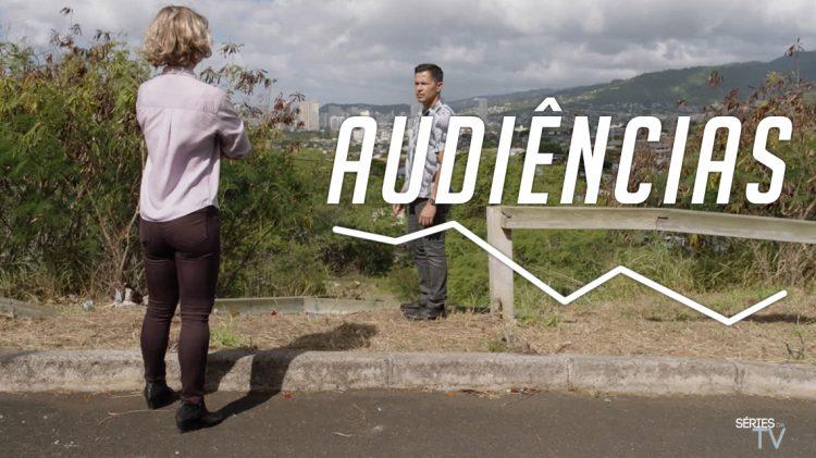 Audiências Magnum P.I - 1x14