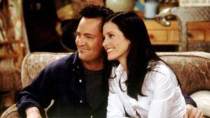 Chandler Monica Friends