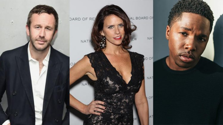 Chris O'Dowd + Amy Landecker + Denny Love