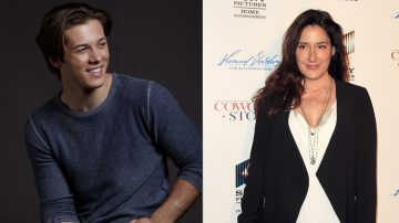 Leo Howard + Alicia Coppola