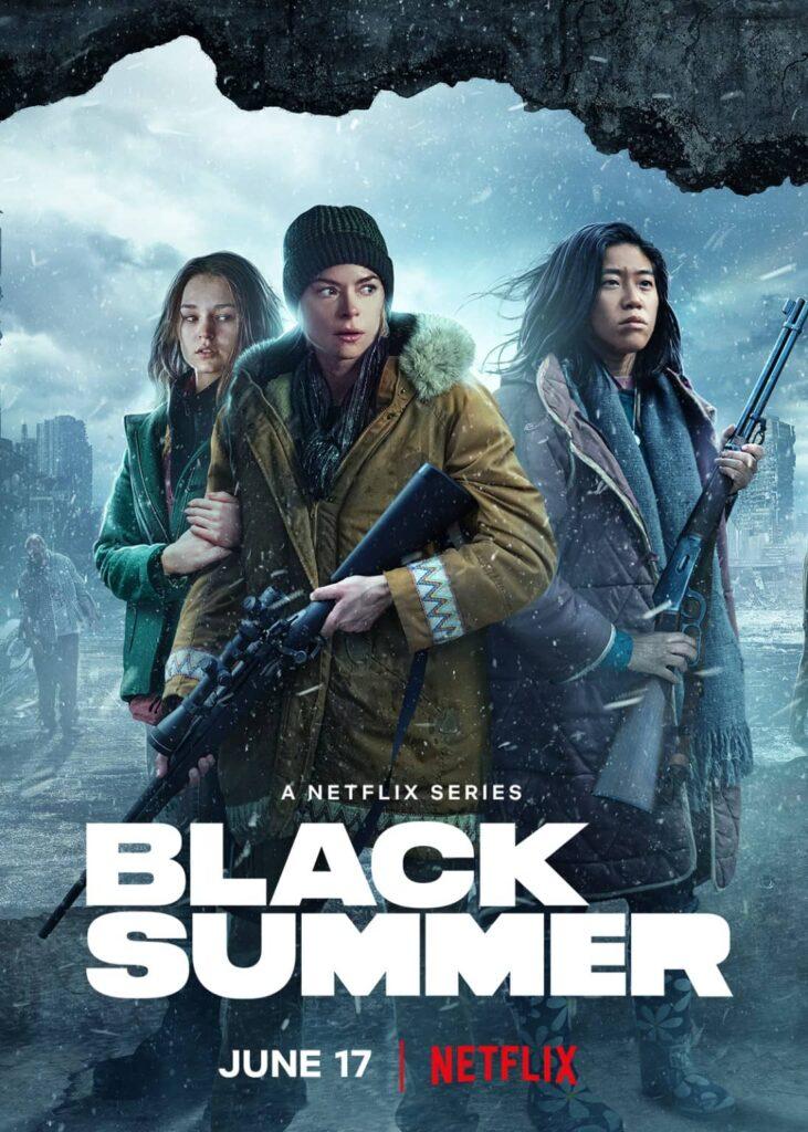Black Summer 2ª Temporada - Poster