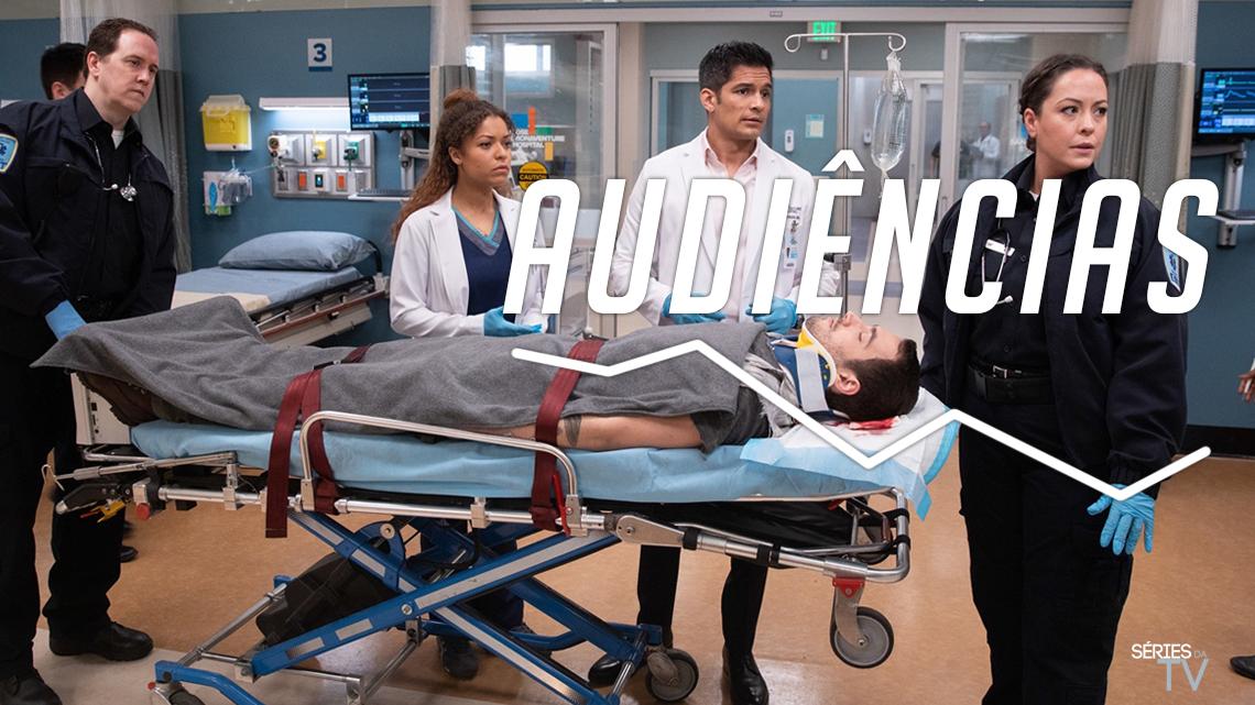 Audiências - The Good Doctor 2x18