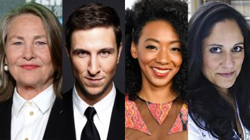 Cherry Jones, Pablo Schreiber, Betty Gabriel e Sakina Jaffrey