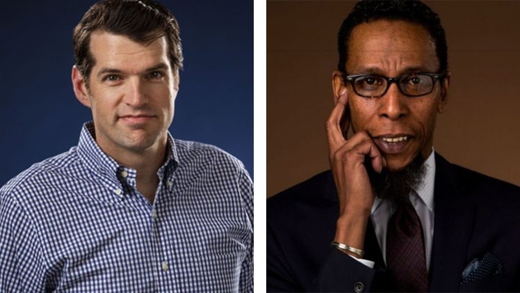 Timothy Simons e Ron Cephas Jones