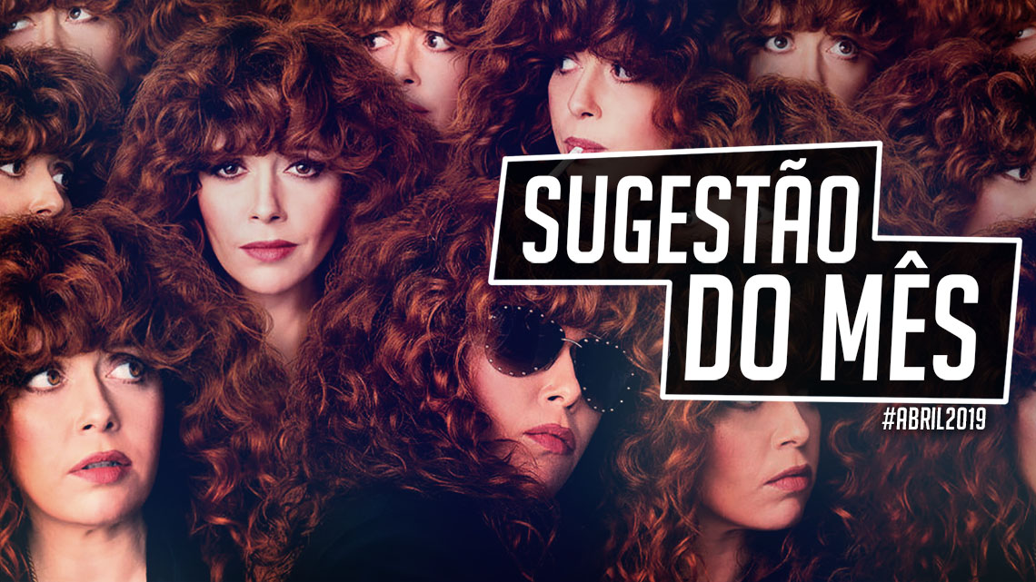 sugestao do mes russial doll