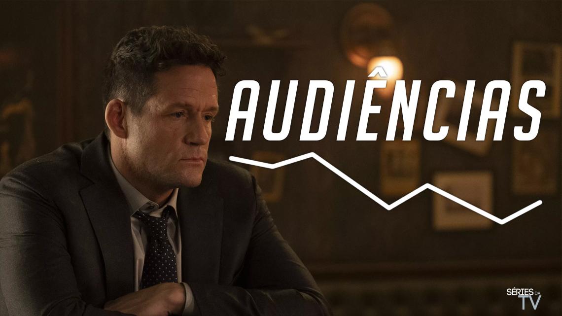 Audiências-  Whiskey Cavalier - 1x13