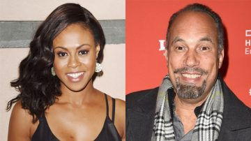 Vinessa Antoine + Roger Guenveur Smith