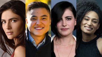 Arienne Mandi, Leo Sheng, Jacqueline Toboni e Rosanny Zayas