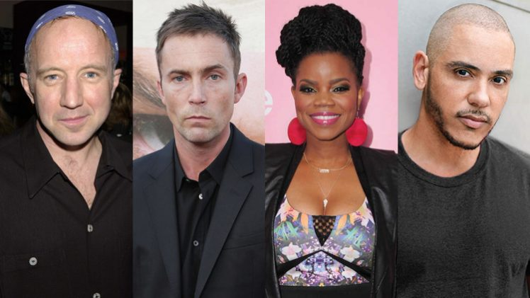 Arliss Howard + Desmond Harrington + Kelly Jenrette + Ness Bautista