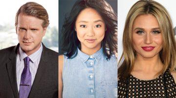 Cary Elwes, Stephanie Hsu, Rita Volk