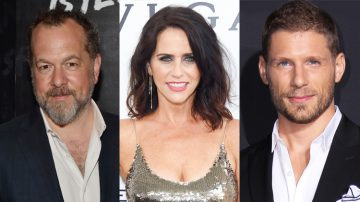 David Costabile, Amy Landecker e Matt Lauria