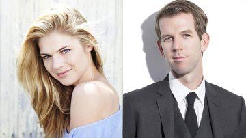 Kate Miner e Matt Hobby