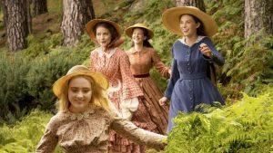 little women irmãs march