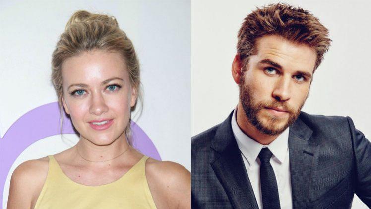 Meredith Hagner e Liam Hemsworth