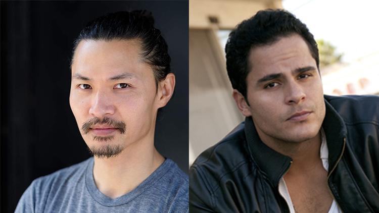Paul Yen e Danny Vasquez