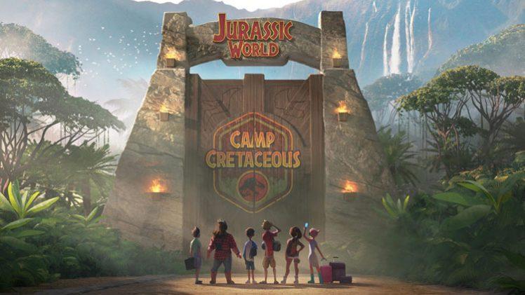 jurassic world camp cretaceous