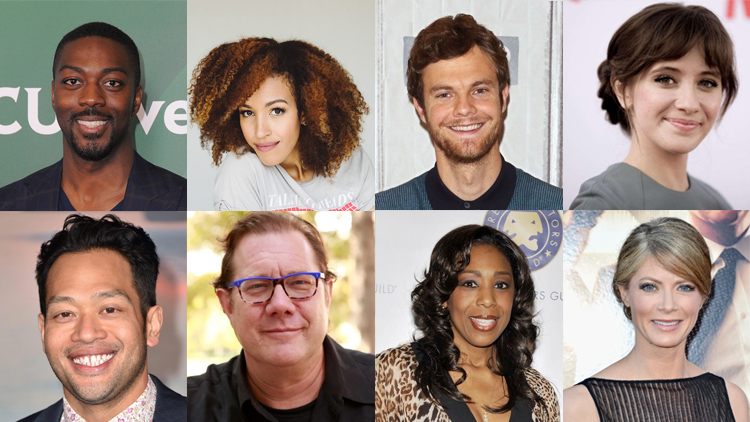 David Ajala + Tawny Newsome + Jack Quaid + Noël Wells + Eugene Cordero + Fred Tatasciore + Dawnn Lewis + Gillian Vigman
