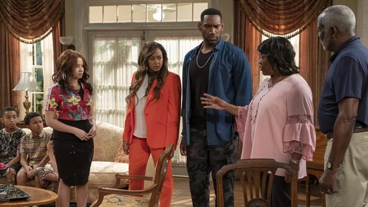 Family Reunion - cast