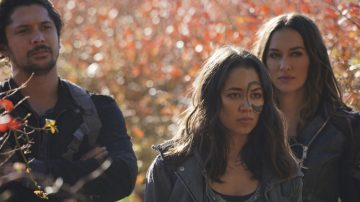 The 100 - 06x08 - The Old Man and the Anomaly