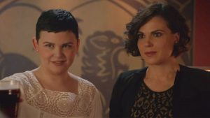 regina snow once upon a time