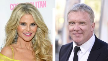 Christie Brinkley e Anthony Michael Hall