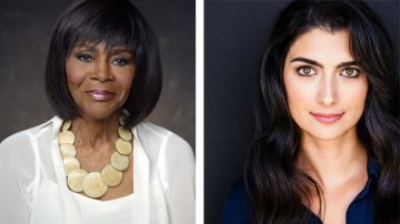 Cicely Tyson e Tiffany Lonsdale
