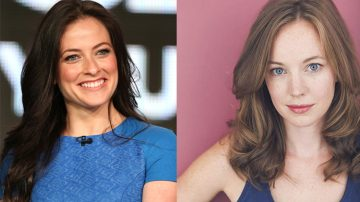 Lara Pulver + Bethany Anne Lind
