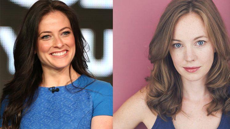 Lara Pulver + Bethany Anne Lind