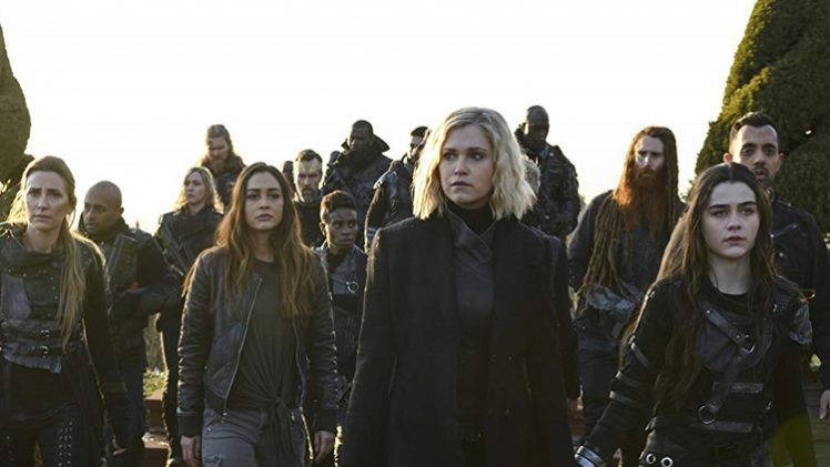 The 100 - 06x13 - The Blood of Sanctum