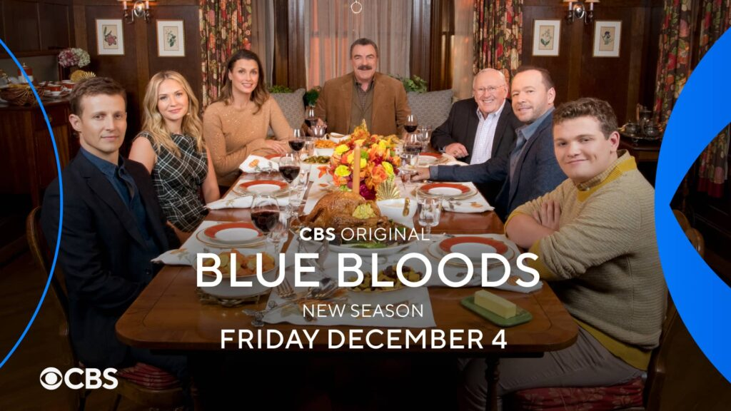 blue bloods posters