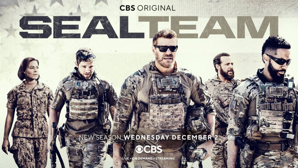 seal team posters