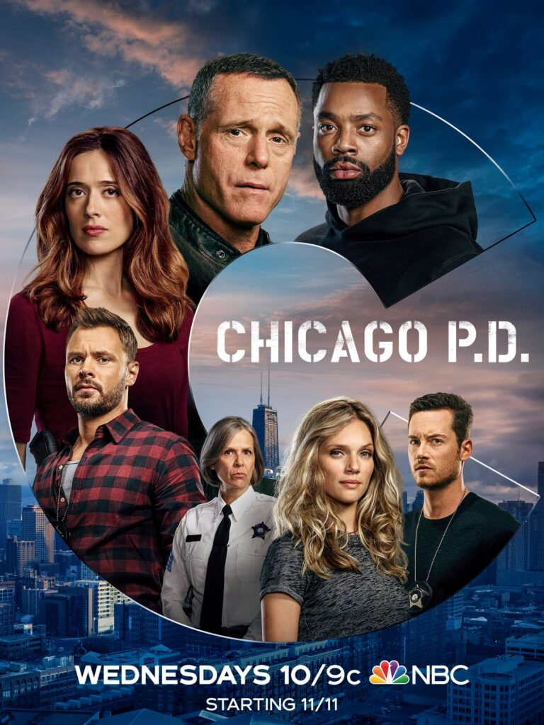 chicago pd posters