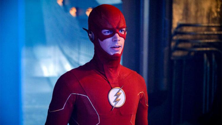 the flash batwoman