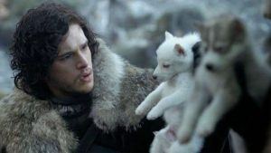 Jon Snow Ghost Game of Thrones