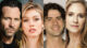Eion Bailey, Katherine McNamara e Hamish Linklater no elenco de The Stand; Holly Hunter em A Higher Loyalty