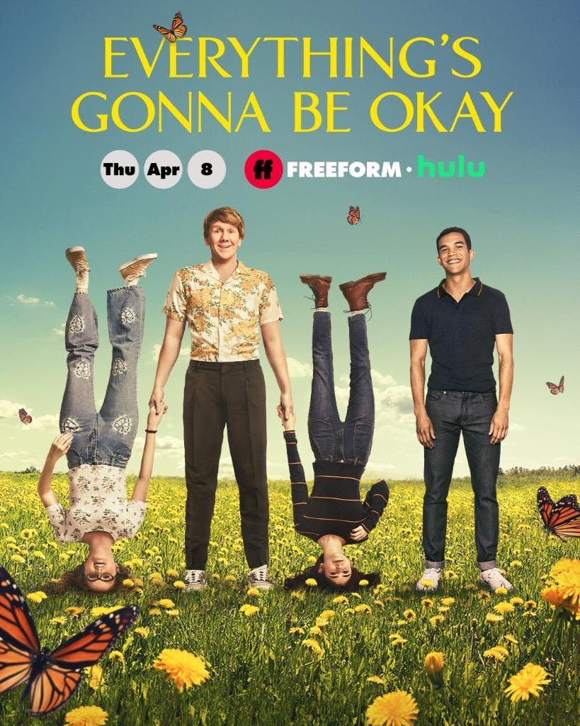 everythings gonna be okay posters