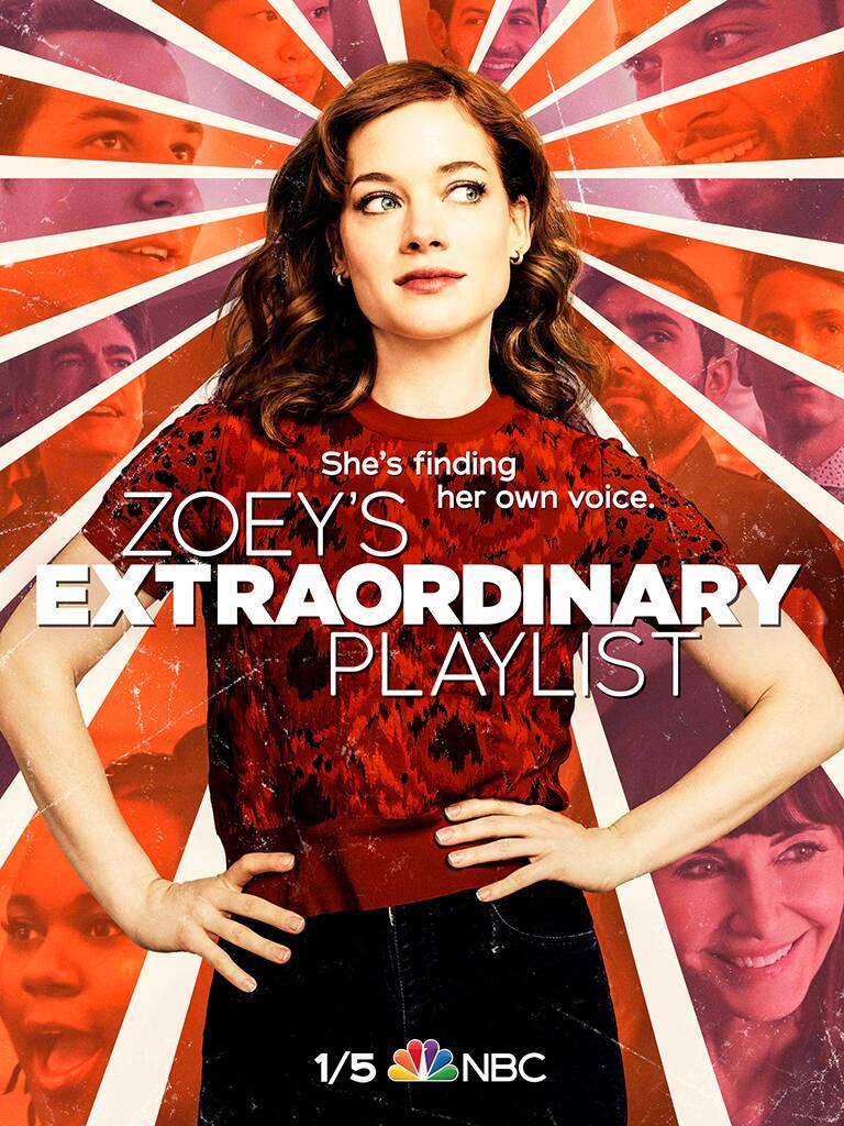Zoey's Extraordinary Playlist posters
