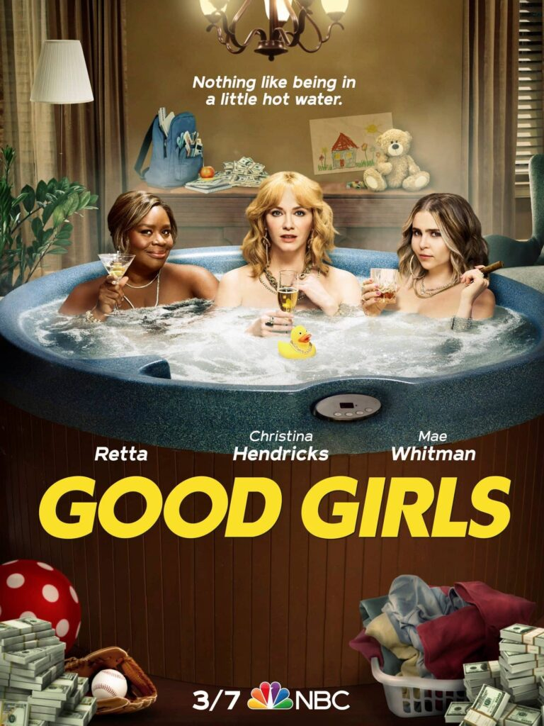 good girls posters