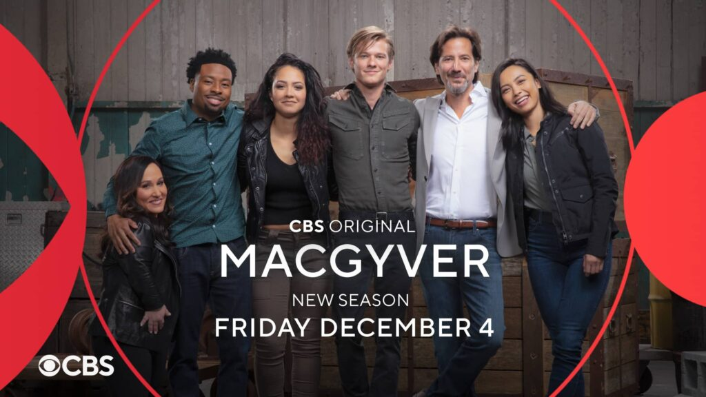 macgyver posters