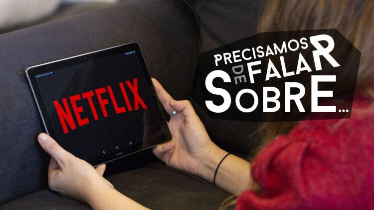 novas funcionalidades Netflix