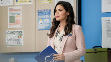 America Ferrera regressa Superstore
