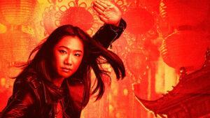 kung fu novas séries cw 2020