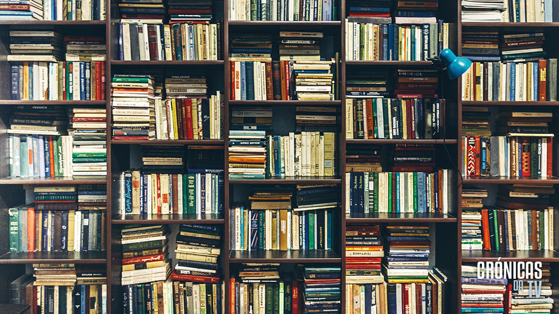 bons livros inspiraram séries