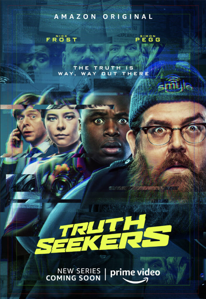 truth seekers posters